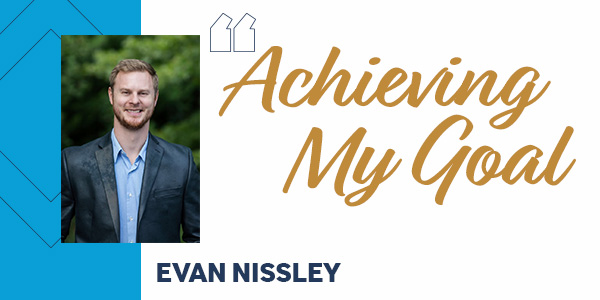Six Questions with Branch Manager Evan Nissley
